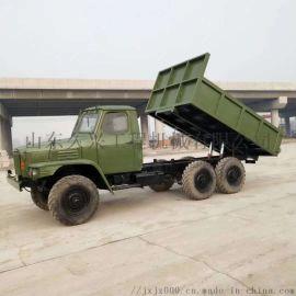 5吨自卸拉毛竹专用车山东久兴供应