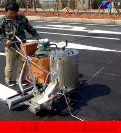 沧州市热熔划线机划线机马路划线油漆销售