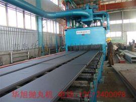 华旭钢管抛丸机,抛丸机生产厂家,钢管除锈机