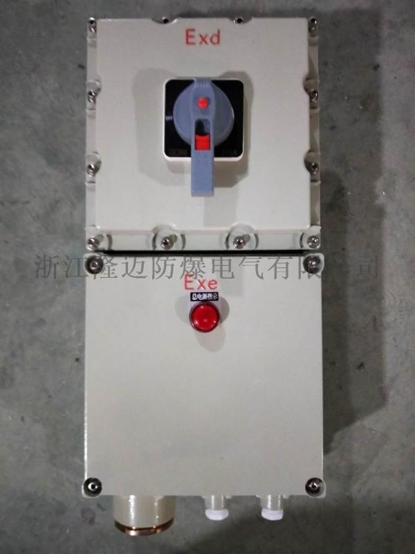 BDZ52-125A防爆断路器
