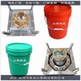 25升欧式中国石化桶塑料模具