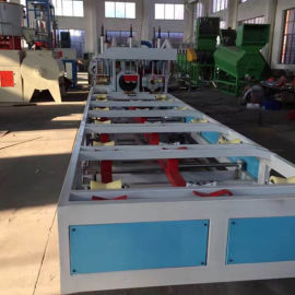 PVC管材生产线设备,塑料管材设备
