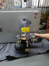 防爆多点润滑泵、电动、带程控器、集中润滑泵