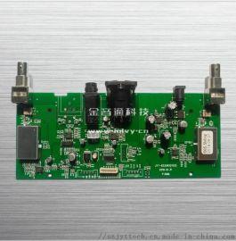 UHF频段无线话筒无线麦克风真分集接收 一拖一