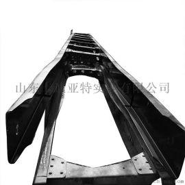 陝汽德龍F3000車架大樑總成 F3000元寶樑