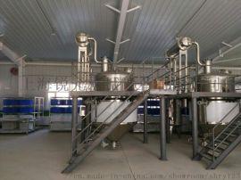 生产型蒸馏法精油提取设备