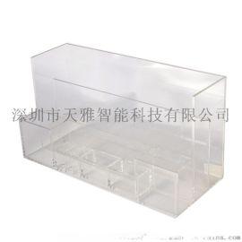 亚克力资料收纳架/有机玻璃资料展示架