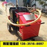 路面灌缝机结构简单陕西60L小型灌缝机