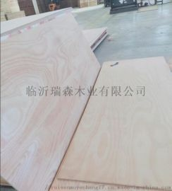 单桃包装板 杨木胶合板 临沂板厂