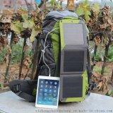 ECE-628 太阳能登山充电包 时尚太阳能背包 太阳能双肩背包