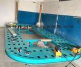 上十下十整板汽車大樑校正儀鈑金拉伸設備批發價格
