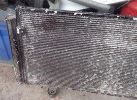 斯巴鲁力狮森林人傲虎空调散热网 水箱 电子扇 减震 叶子板