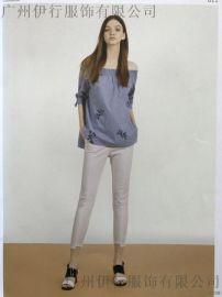 羽沙国际杭州时尚品牌折扣女装走份