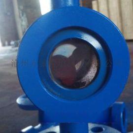 焊接式水流指示器生产厂家法兰式水流指示器
