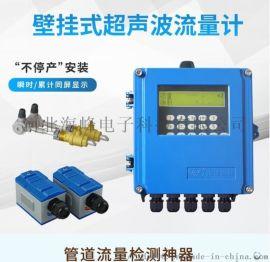**壁挂式超声波流量计TDS-100F5-A