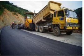 东莞长安沥青路面施工/厂区球场沥青路面施工