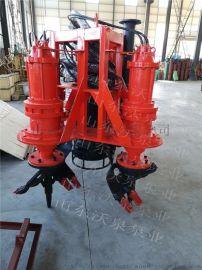 大功率清淤泵 耐磨抽沙泵 方便快捷