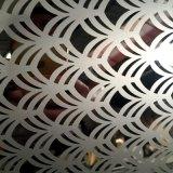 酒店装饰板材加工定制装修不锈钢花纹板加工