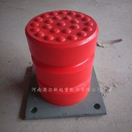 厂家直销C型聚氨酯缓冲器 JHQ-A型聚氨酯缓冲器
