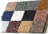 上海桓石胶粘石地坪16种天然彩石用于透水性景观道路、车型或人行道、