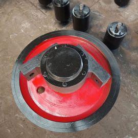 主动车轮组 电动平车车轮组 **锻钢车轮子