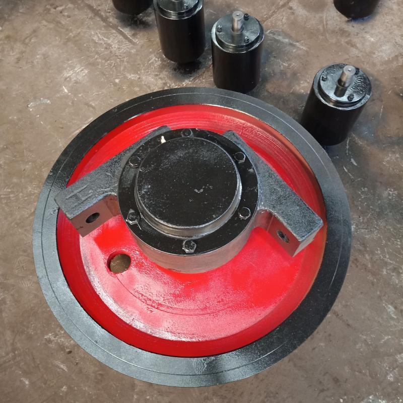 主动车轮组 电动平车车轮组 优质锻钢车轮子