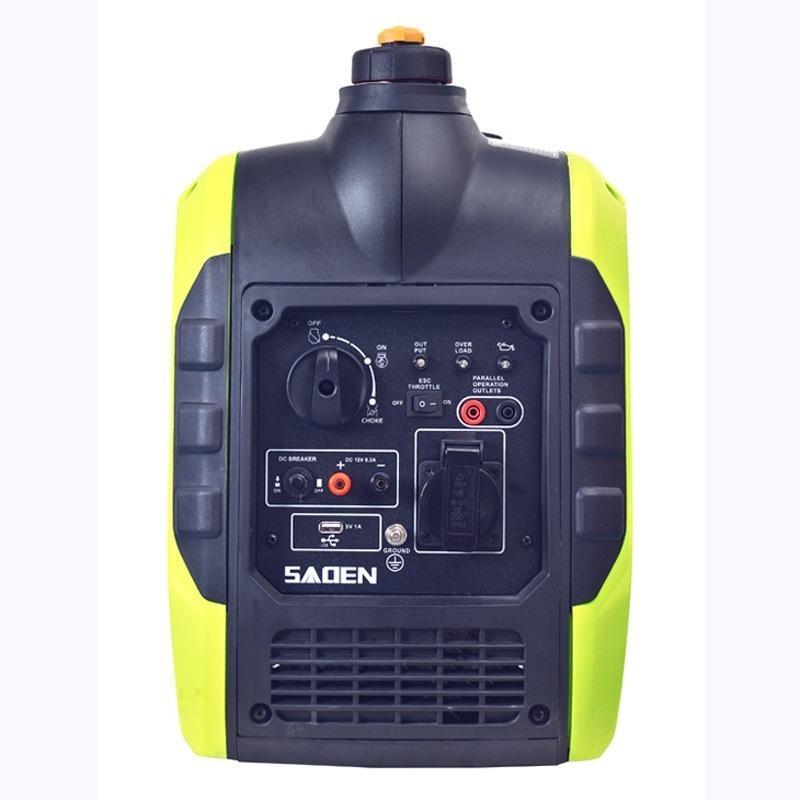 定做 24V 36V 48V 96V 汽油发电机 直流发电机 充电用汽油发电机
