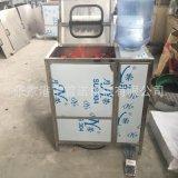 洗桶机桶装水全自动拔盖刷桶机 纯净水刷桶机 张家港首诺机械
