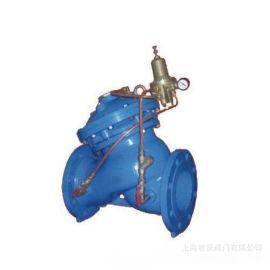 上海标一阀门 AX742X隔膜式安全持压泄压阀 YD500X持压泄压阀
