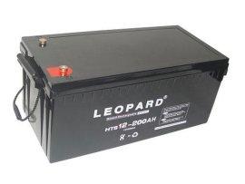 美洲豹LEOPARD免维护UPS铅酸蓄电池 12V200AH