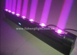 LED八眼光束灯旋转扫描光束灯
