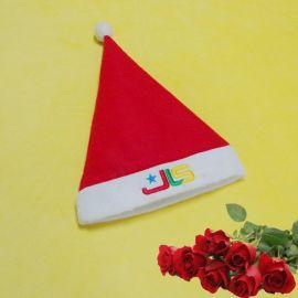 大红色无纺布圣诞帽子