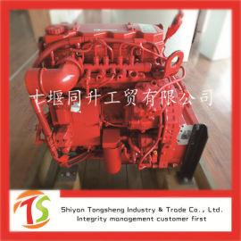 KTA19-M525 康明斯洒水车主机发动机总成