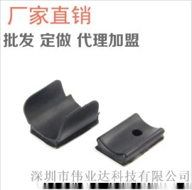 医用级包胶硅橡胶制品二次成型指甲垫血氧仪指甲垫