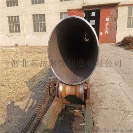 沧州厚壁双面埋弧焊直缝钢管