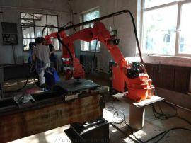 直流电机线圈氩弧自动焊机器人