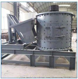 新型立轴制砂生产线  移动式鹅卵石矿石破碎机