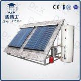 供应别墅用热管分体太阳能热水器-江苏夏博士