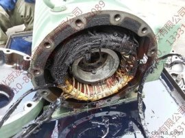 中央空调比泽尔螺杆压缩机维修