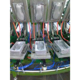 热销聚氨酯pu鞋底鞋垫发泡机 自动生产设备
