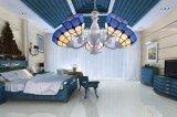 蒂凡尼五头吊灯, 客厅餐厅卧室