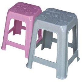 厂家直销方凳模具 高矮凳叠放凳注塑加工
