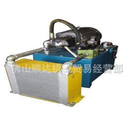直销大中小微型液压站 液压站配件  动力单元 非标液压站、佛山液压系统厂家
