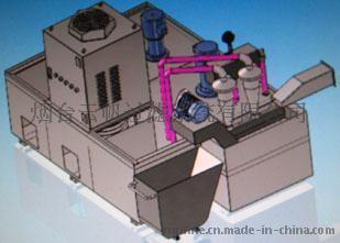RFWF研磨液除渣過濾系統