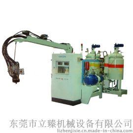 聚氨酯低压发泡机二组份高压机二组份PU灌主机仿真工艺品发泡