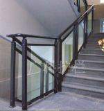 玻璃铁艺楼梯扶手