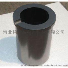河北熔金高纯石墨坩埚|有色金属冶炼用石墨坩埚|8公斤熔金石墨坩埚 固定碳:99.996%