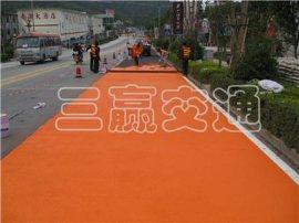 高固含量环保抗污耐磨持久,双组份彩色防滑路面涂料