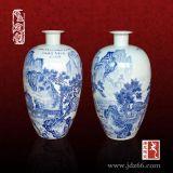 现代陶瓷花瓶摆件