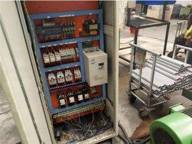 奥圣变频器ASB311B为杭州汽配厂节能省电